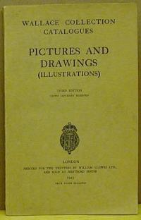 PICTURES AND DRAWINGS (Illustrations). Wallace Collection Catalogues