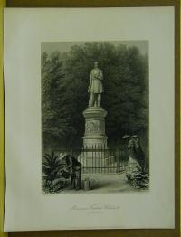 J. Gray: Monument Friedrich Withelm III (im Thiergarten)